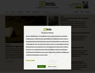 historischnieuwsblad.nl screenshot