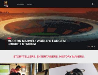 historyindia.com screenshot