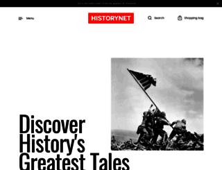 historynetshop.com screenshot