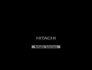 hitachicm.com.au screenshot