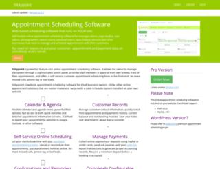 hitappoint.com screenshot