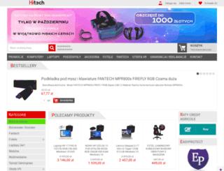 hitech.com.pl screenshot