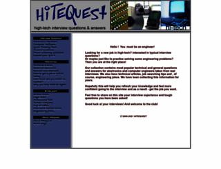 hitequest.com screenshot