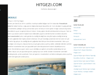 hitgezi.com screenshot