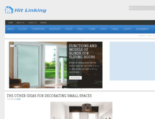 hitlinking.com screenshot