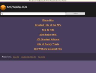 hitsmusica.com screenshot