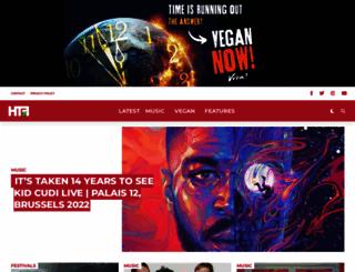hitthefloor.com screenshot