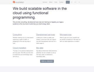 hivemindtechnologies.com screenshot