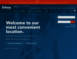 hiway.org screenshot
