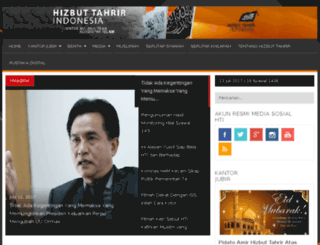 hizbut-tahrir.or.id screenshot