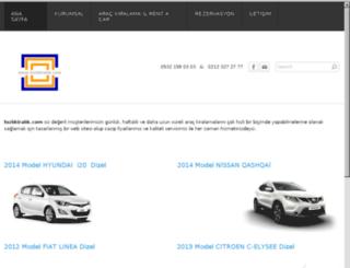 hizlikiralik.com screenshot