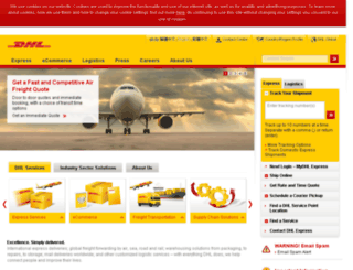 hkapps.dhl.com.hk screenshot