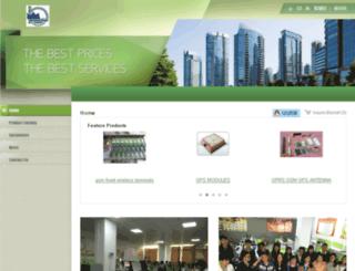 hkshanhai.net screenshot