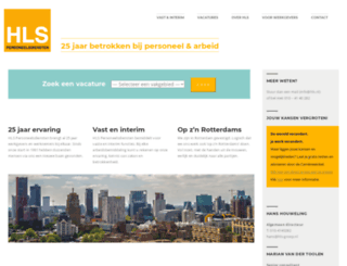 hls.nl screenshot