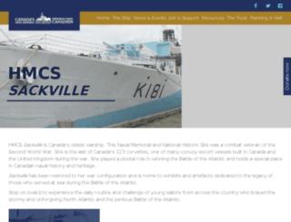 hmcssackville-cnmt.ns.ca screenshot