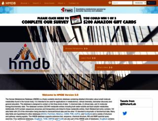 hmdb.ca screenshot