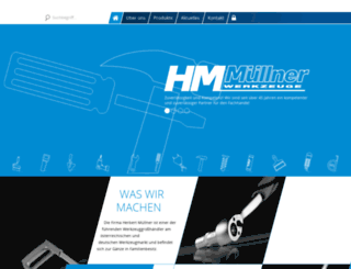hmmuellner.com screenshot