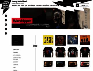 hmrock.com.br screenshot