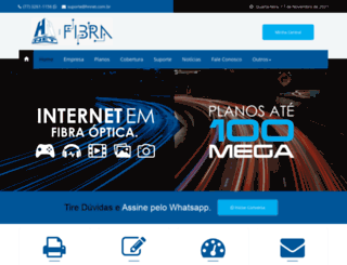 hnnet.com.br screenshot