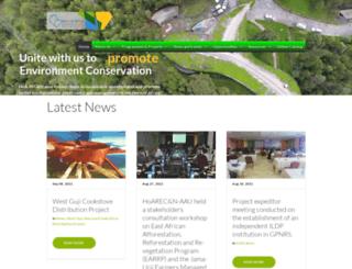 hoarec.org screenshot