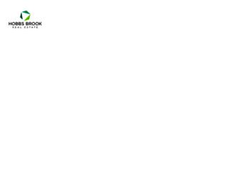 hobbsbrook.com screenshot
