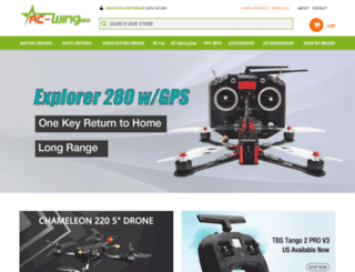 hobby-wing.com screenshot