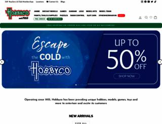 hobbyco.com.au screenshot