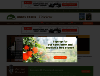 hobbyfarms.com screenshot