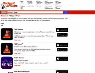 hobbyistsoftware.com screenshot