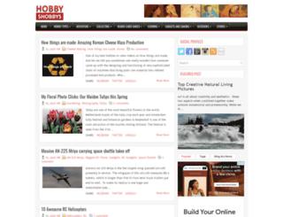 hobbyshobbys.com screenshot