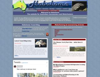 hobohome.com screenshot