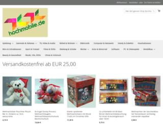 hochmobile.de screenshot