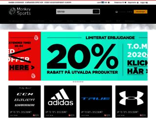 hockeymonkey.eu screenshot