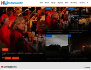 hoeksewaard.nl screenshot