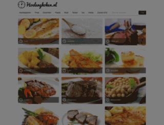hoelangkoken.nl screenshot
