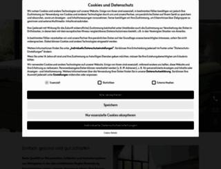 hoffmann-betten.de screenshot