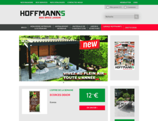 hoffmanns.lu screenshot