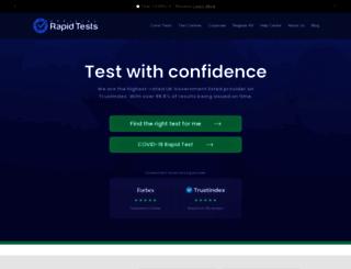 hogantransition.com screenshot