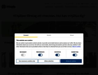 hogia.se screenshot