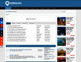 hoidulich.com screenshot