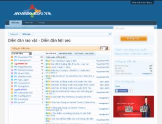 hoiseo.edu.vn screenshot