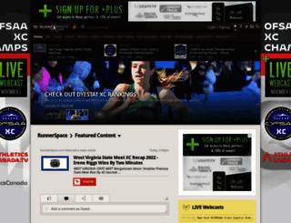hokaoneonemiddledistanceclassic.runnerspace.com screenshot