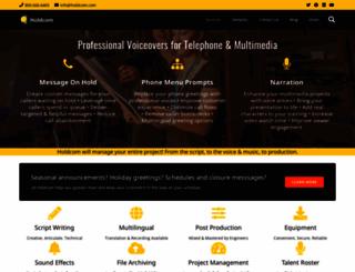 holdcom.com screenshot