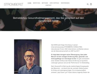 holgerstromberg.de screenshot
