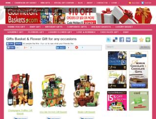 holidaybasketstore.com screenshot