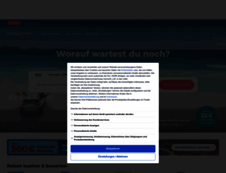 holidaycheck.ch screenshot