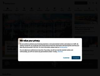 holidaypirates.com screenshot
