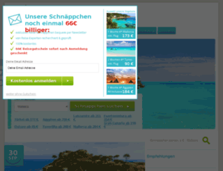 holidayreporter.de screenshot