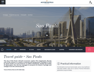 holidays-in-sao-paulo.guide-accorhotels.com screenshot