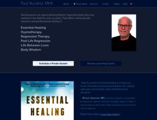 holistichealingcenter.com screenshot